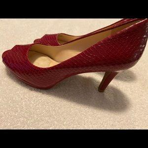 Almost Brand New Gorgeous Heels By KIM KARDASHIAN